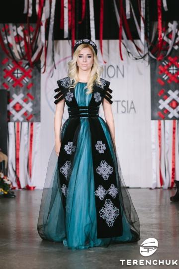 Світлана Теренчук Дизайнер одежды Индивидуальный пошив одежды TERENCHUK Тоня Матвієнко